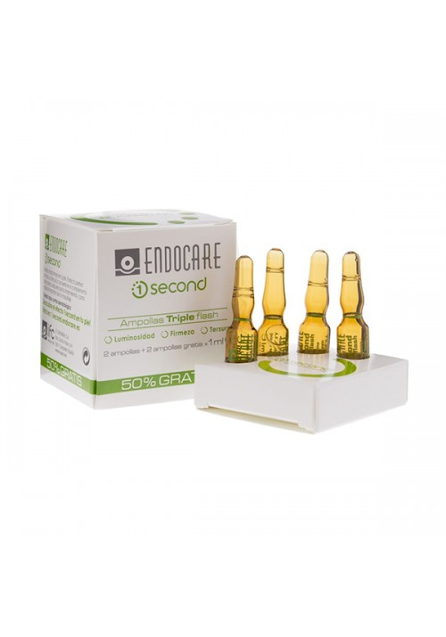 ENDOCARE 1 SECOND TRIPLEFLASH AMPOLLAS 2 AMP 1 M