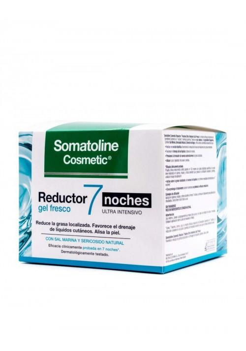 SOMATOLINE 7 NOCHES FRESH 400 ML