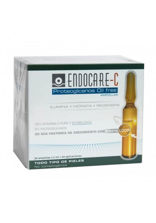 ENDOCARE C PROTEOGLICANOS OILFREE 2 ML 30 AMPOLL