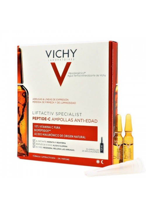 LIFTACTIV CPEPTIDE 10 AMPOLLAS X 18 ML