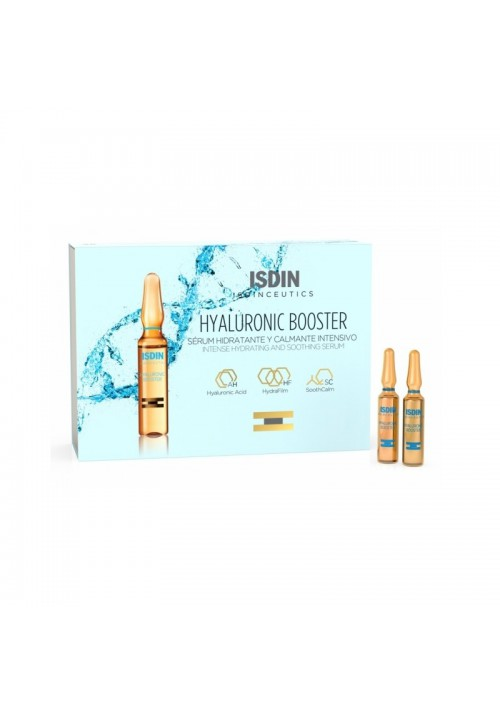 ISDINCEUTICS HYALURONIC BOOSTER 10 AMP