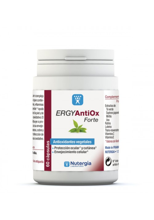 ERGYANTIOX FORTE 60 CAPS